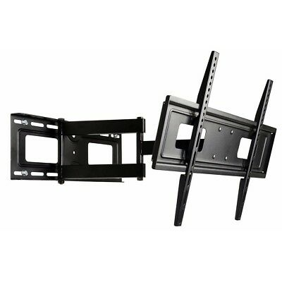 """Articulating TV Wall Mount for 37 39 40 43 46 48 50 55 60 65"""" LED LCD Plasma W3B"""