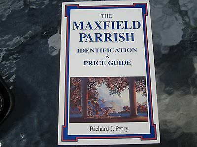 The Maxwell Parrish Identification & Price Gude.  First Edition. pb