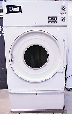 Cissell L36URS366 Natural Gas Commercial Industrial Clothes Dryer Laundry
