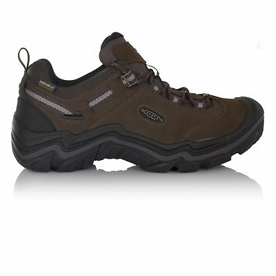 Keen Wanderer Mid Mens Green Waterproof Outdoors Walking Hiking Shoes