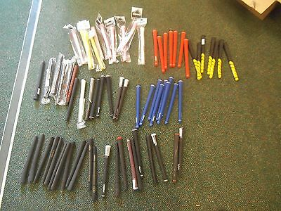 69 Golf Grips Leather Putter Lamkin Egigo Pink Blue Red Yellow