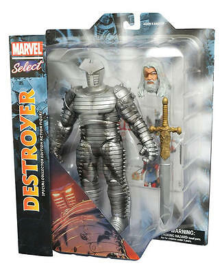 Odin The Destroyer Marvel Select Action Figure JUL162624