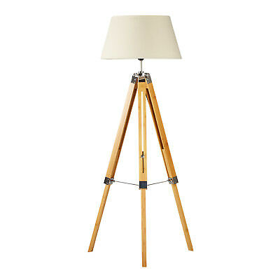 Tripod Floor Lamp with 3 colour options