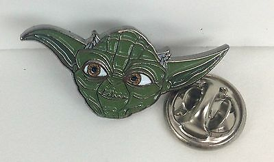 Star Wars - Jedi Master YODA - UK Imported Enamel Pin