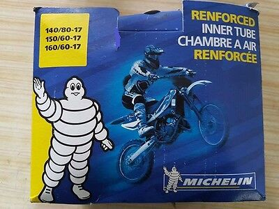 Camera d'aria Michelin 140/80-17 (150-160/60-17) MHR RINFORZATA ENDURO CROSS