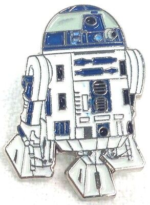 R2-D2 - Star Wars Movie Series - UK Imported Enamel Pin - R2D2 Droid
