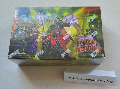 WoW - Betrayal of the Guardian Display Box - World o Warcraft Loot Ghostly mount