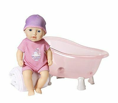 Zapf Creation Baby Annabell Bathing Bath Toy Playset Doll Included