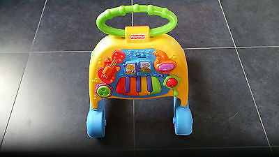 trotteur musical Fisher-Price Jouet 1er age