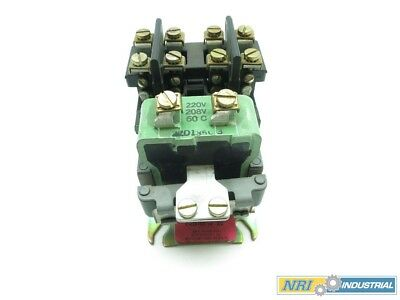 New General Electric Ge Cr2810A14Ac 220V-Ac Machine Tool Relay Relay D555630