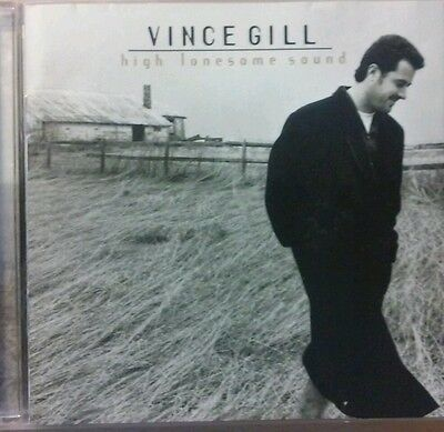 CD - VINCE GILL - High Lonesome Sound - EXCELLENT COND.