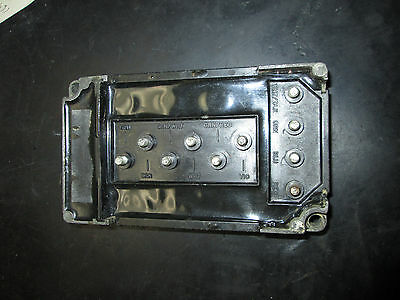 Mercury Mariner Force Sport Jet  332-7778A12 Switch Box CDI unit 3 and 6 cyl