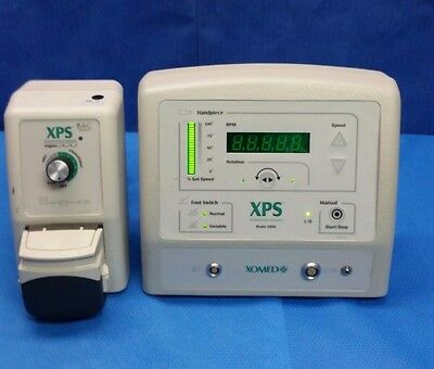 Xomed XPS 2000 & Irrigator Console, Surgical