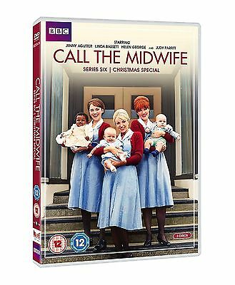 Call The Midwife: DVD Series 6 UK Version Region 2 Brand New Sealed FAST & FREE