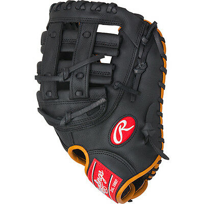 """Rawlings GFM18GT Gamer 12.5"""" First Base Baseball Glove  RIGHT HANDED THROWER"""
