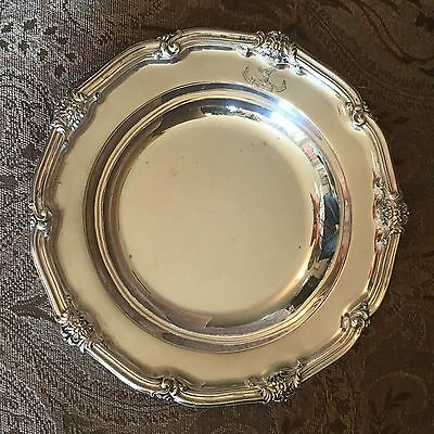 Lovely R & S Garrard London English Sterling Silver Salver 1901