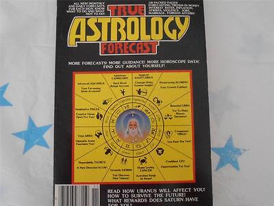 True Astrology Forcast....find Out About Yourself...spring 1981