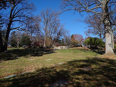 Parklawn Cemetery Sites (2), Rockville, MD, Block 1, Peaceful Setting