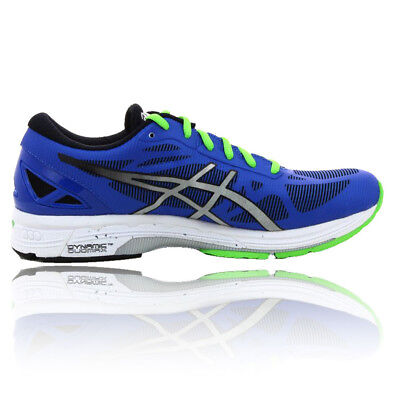 Asics Gel-DS 20 Mens Blue Support Running Road Sports Shoes Trainers Pumps