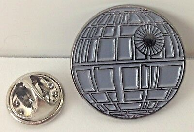 DEATH STAR - Star Wars Movie, Comic & TV Series - UK Imported Enamel Lapel Pin