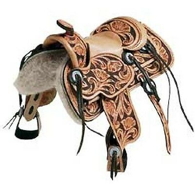 Half-Pint Roper Saddle Kit by Tandy Leather #44166-00 Free Shipping to US!