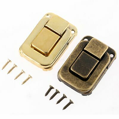 Useful Jewelry Chest Box Suitcase Trunk Buckles Toggle Hasp Latch Catch Clasp