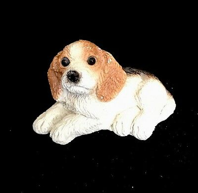 Stone Critters Littles Beagle Figurine SCL-027