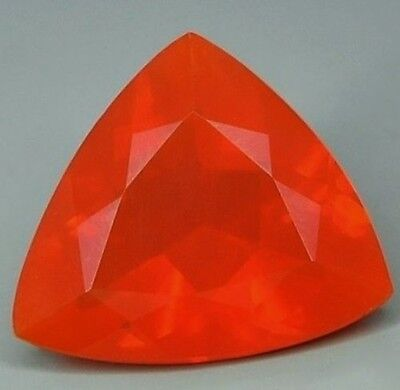 1,84 Ct. Toller Orange-Roter MEXICO FEUEROPAL