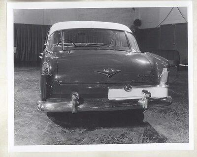 1954 Kaiser Manhattan Aero Prototype Concept ORIGINAL Factory Photograph ww8041