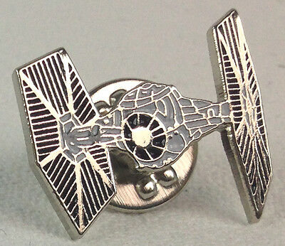TIE FIGHTER - Star Wars Movie Series - UK Imported Enamel Pin