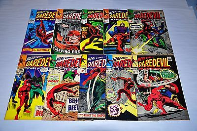 Daredevil 30 31 32 33 34 35 36 37 38 39 NICE Lot Capital City Collection