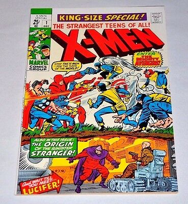 X-Men King-Size Special 1 Beautiful HIGH GRADE Annual NM-