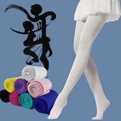 18 Color Fashion Girls Colors Kids Ballet Tights Pantyhose Stockings Dance Socks
