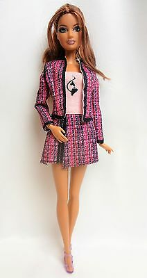 Barbie So In Style Dress Clothes NO DOLL
