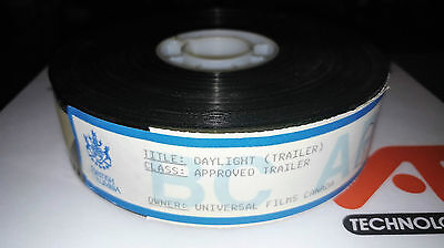Daylight 35mm Movie Trailer Reel Sylvester Stallone Amy Brenneman