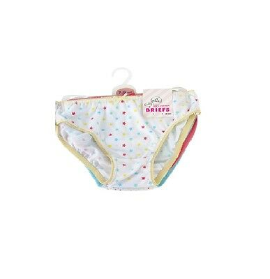 High Quality Yellow Pants Briefs Knickers 2-3 Years for Girls 100% Cotton