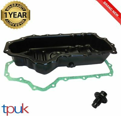 Brand New Oil Sump Pan Ford Transit Connect 1.8 Diesel With Plug And Gasket