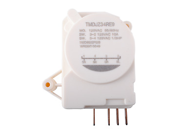 WR09X10049 Refrigerator Defrost Timer Control Replacement for PS288220 AP3670986