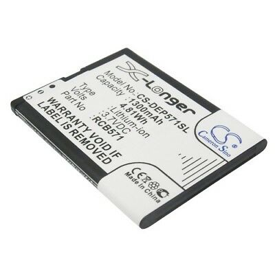 Replacement Battery For BINATONE HZTBL-4D-01