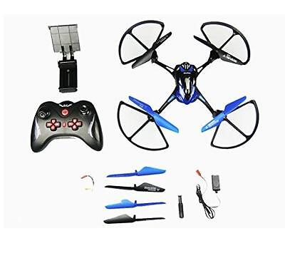 RC Quadcopter Drone Rayline R8 2,4ghz HD-Videocamera Wi-Fi Smartphone headless