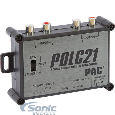 PAC PDLC21 2 Channel Intelligent Digital Line Output Converter