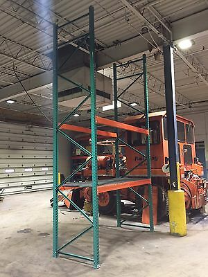 16ft x 42in New Warehouse Racking Uprights