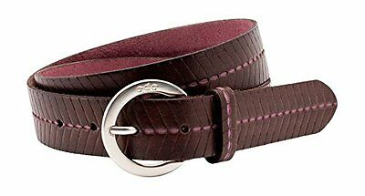 Rosa (DARK PINK 650) (TG. X-Small) edc by ESPRIT 056CA1S003-High-Quality Leather
