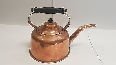 Early 20th Century Antique Copper Kettle