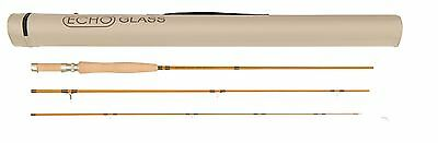 Echo Glass Fly Rod - Medium/Fast Fly Fishing Rod