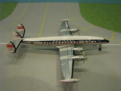 Aeroclassic National Airlines L-1049G Constellation 1:400 Scale Diecast Model