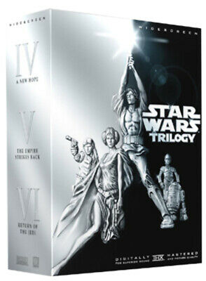 Star Wars Trilogy: Episodes IV, V and VI DVD (2006) Mark Hamill, Lucas (DIR)