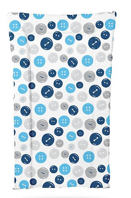 Brand new in bag Kit for kids changing mat in blue buttons