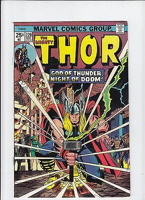 The Mighty Thor #229 VF/NM 1st Wolverine (sort of) ad pre-dates Hulk #181!