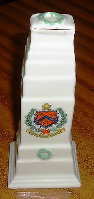 GRIMSBY Cenotaph WHITEHALL - LONDON Great War WW1 Crested China ARCADIAN